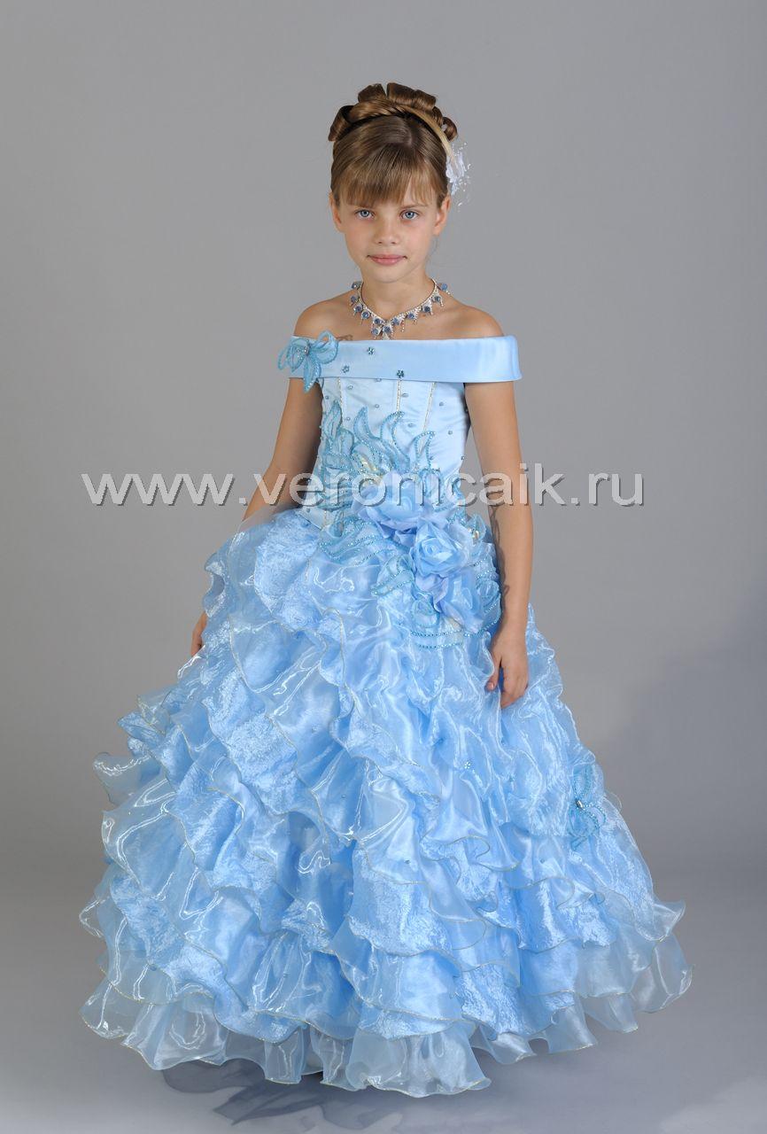 Купить Платье Девочке 7 Лет На Выпускной